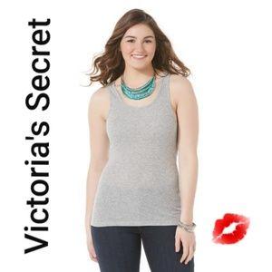 Victoria's Secret Ribbed Tank Top Size XL